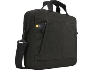 "Case Logic Huxton Carrying Case (Attach?) for 13.3"" Notebook - Black"