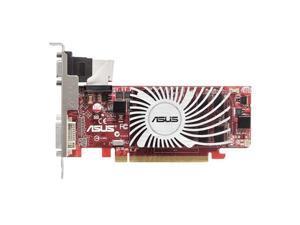 Asus 90-C1CP20-L0UANABZ Asus EAH5450 SILENT/DI/1GD3(LP) Radeon 5450 Graphic Card - 650 MHz Core - 1 GB DDR3 SDRAM - PCI Express 2.1 x16 - 800 MHz Memory Clock - 64 bit Bus Width - 2560 x 1600 -