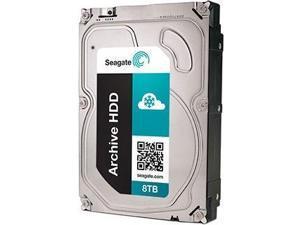 "Seagate Technology ST8000AS0002 Seagate Archive ST8000AS0002 8 TB 3.5"" Internal Hard Drive - SATA - 5900 - 128 MB Buffer"