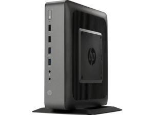 HP F5A61UT Thin Client - Amd G-Series Gx-420Ca Quad-Core (4 Core) 2 Ghz - 4 Gb Ram Ddr3L Sdram - 16 Gb Ssd - Amd Radeon Hd 8400E (512 Mb - Gigabit Ethernet - Windows Embedded Standard 7E - Displayport