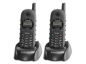 Engenius DuraFon 1X-HC (2 Pack) Long Range Cordless Phone Handset