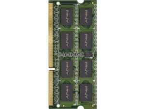 PNY NHS 4GB 204-Pin DDR3 SO-DIMM DDR3 1333 (PC3 10600) Laptop Memory Model MN4GSD31333 MN4GSD31333