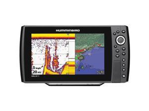Humminbird Fishfinder Helix 10 Sonar/GPS Combo 409960-1  Fishfinder Helix 10 Sonar
