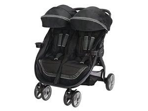 Graco Fast Action Duo Click Connect Stroller - Pierce Stroller