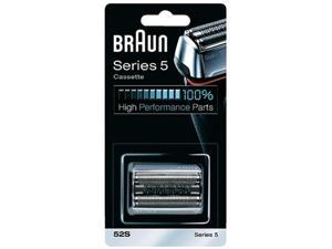 Braun 52S Replacement Foil and Cutter Pack