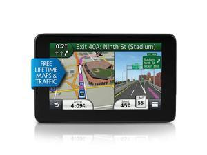 "GARMIN Nuvi 3590LMT Bluetooth Enabled 5.0"" GPS Navigation w/ Lifetime Traffic & Map Updates  (010-00921-02)"