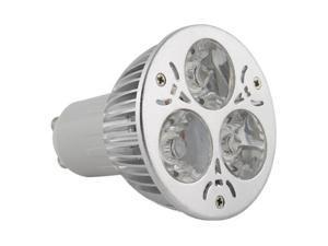 AC85-265V 3*2W GU10 High Power LED Light Lamp Spotlight LED Lighting Warm Cool Pure White led bulbs