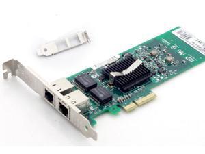 Intel dual-port 82576 E1G42ET server NIC PCI-E Gigabit Ethernet routing software Esxi