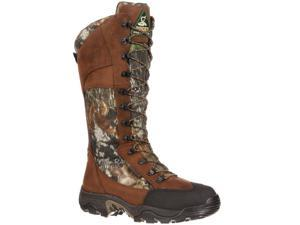 "Rocky Men's 15"" Waterpf Lynx Side Zip Snakeproof Boots 8 M"