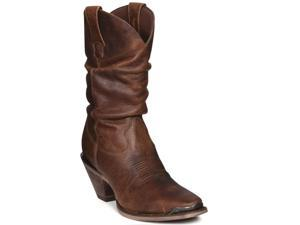 Crush by Durango Women's Brown Sultry Slouch Boot, 6.5 M