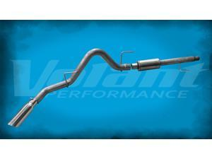 Volant Performance 54837 Cat-Back Exhaust Kit Fits 15 F-150