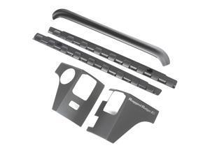 Rugged Ridge 5-Piece Body Armor Kit, Smooth&#59; 07-16 Jeep Wrangler Jk, 2-Door 11651.53