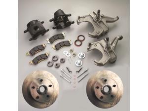 SSBC Performance Brakes A126-61 Drum To Disc Brake Conversion Kit