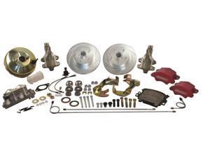 SSBC Performance Brakes A123-1ADSP Brake Conversion Kit