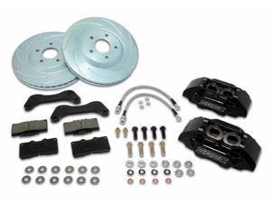 SSBC Performance Brakes A113-4 Extreme&#59; 4-Piston Disc Brake Kit Fits Corvette