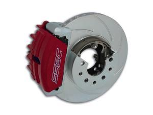 SSBC Performance Brakes A111-26BK Tri-Power&#59; Disc Brake Conversion Kit