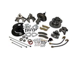 SSBC Performance Brakes A134 Drum To Disc Brake Conversion Kit