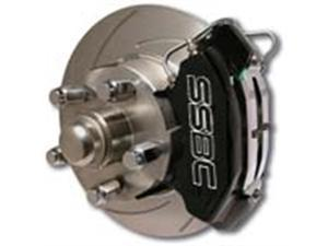SSBC Performance Brakes A152-1BK Disc Brake Conversion Kit