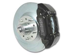 SSBC Performance Brakes Extreme 4-Piston Drum To Disc Brake Upgrade Kit