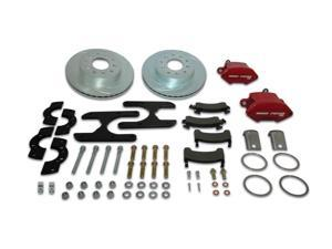 SSBC Performance Brakes A110-19R Sport R1 Disc Brake Upgrade Kit Fits Versailles