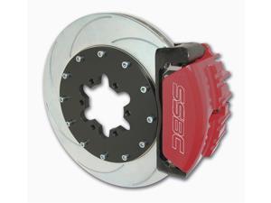 SSBC Performance Brakes A117-12P Tri-Power&#59; 3-Piston Disc To Disc Upgrade Kit