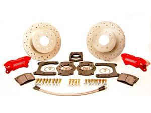 SSBC Performance Brakes Competition Disc Brake Conversion Kit