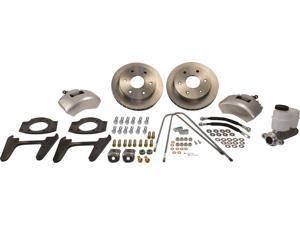 SSBC Performance Brakes A126-3R Brake Conversion Kit