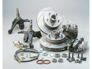 SSBC Performance Brakes A117-3P SuperDuty&#59; 2-Piston Conversion Kit