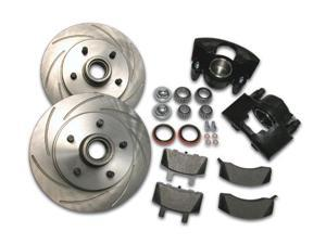 SSBC Performance Brakes A158-2 80mm Disc To Disc Upgrade Fits 94-99 Ram 1500