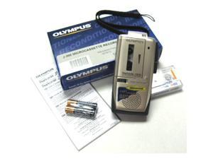 Olympus J-300 141530 Voice Recorder with Voice Activated Recording Dual Tape Speed Tape Counter