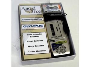 J-300 Olympus Microcassette Voice Recorder J300 Gift Boxed by Around the Office
