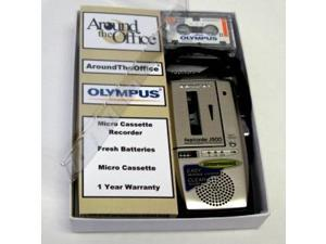 J-500 Olympus Microcassette Voice Recorder J500 Gift Boxed by Around the Office