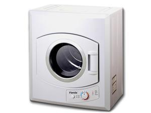 Panda Apartment Size Compact Dryer with a Capacity of 2.65 Cu.Ft 120 Standard Voltage