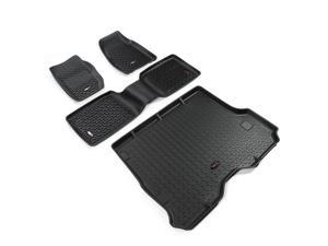 Rugged Ridge 12988.30 All Terrain&#59; Floor Liner Fits 84-01 Cherokee Cherokee (XJ)