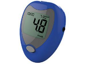 AH-4013A Health Care Diabetics Test glucometro Monitor Certificate Blood Glucose Meters Monitor 50 strips+50 Lancets blood Sugar