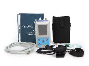 Black Friday Sales Promotion Stock in USA Home Fully AutomaticAmbulatory Digital Blood Pressure Monitor ABPM50 monitor NIBP With LCD Display FDA approved