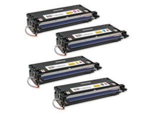 LD © 4 Dell Compatible 3110 toners 1(Bk,C,M,Y)