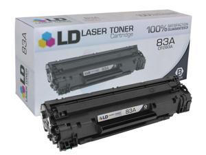 Remanufactured for HP 83A Black Toner Cartridge for M201dw, M201n, MFP M152a, M125nw, M125rnw, M127fw, M225dn, & M127fn