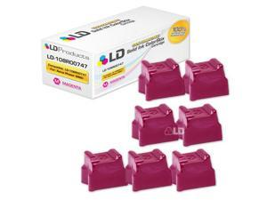 LD © Xerox Phaser 8860 / 8860MFP Compatible Magenta (7 pack) 108R00747 / 108R747 Solid Ink Cartridge