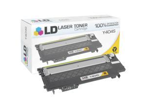 LD © Compatible Samsung CLTY404SCTS Yellow Toner Cartridge for XPRESS C430, C430W, C480 and C480W (1,000 Page Yield)