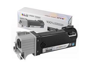 LD © Compatible Replacement for Xerox Phaser 106R01281 Black High Yield Laser Toner Cartridge for use in Xerox Phaser 6130 ...