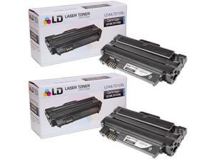 LD © 2 Compatible Laser Toners for the Samsung MLT-D105L for ML-1910, ML-1915, ML-2525, ML-2545, ML-2580n, SCX-4600, SCX-4623 ...