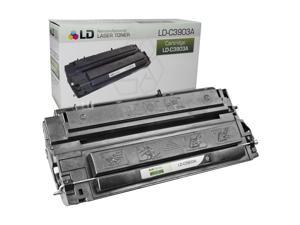 LD © Remanufactured Replacement Laser Toner Cartridge for Hewlett Packard C3903A (HP 03A) Black