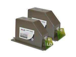 LD © Compatible Black Laser Twin Pack Toner Cartridge for Canon 1370A002AA (NP3825)