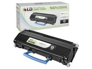LD © Remanufactured Replacement for Lexmark E250A11A Black Laser Toner Cartridge for use in Lexmark E250, E250d, E250dn, ...