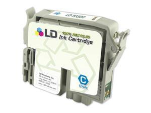 LD © T032220 Epson Remanufactured Cyan T0322 Ink Cartridge by LD Products