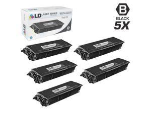 LD © Compatible Brother TN560 (TN530) Toner Set of 5 for DCP-8020, DCP-8025D, DCP-8025DN, HL-1650, HL-1650LT, HL-1650N, HL-1670n, ...