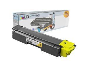 LD © Kyocera-Mita Compatible TK592Y Yellow Laser Toner Cartridge for use in FS-C2026MFP, FS-C2126MFP, FS-C5250DN, M6026cidn, ...