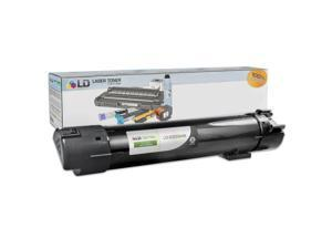 LD © Compatible Replacement for Dell 330-5846 Black High Yield Laser Toner Cartridge for use in Dell Color Laser 5120cdn, ...