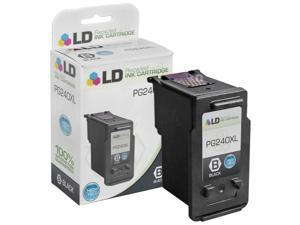 LD © Remanufactured for Canon PG-240XL / 5206B001 High Yield Black Inkjet Cartridge for use in Canon PIXMA Series